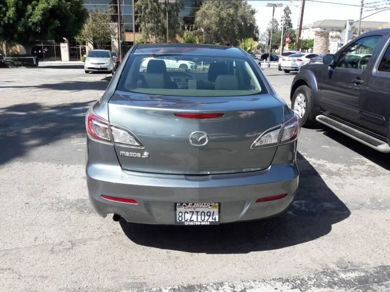 2012 Mazda MAZDA3 i Sport 4dr Sedan 5A - Hawthorne CA