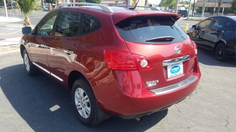 2014 Nissan Rogue Select AWD S 4dr Crossover - Hawthorne CA