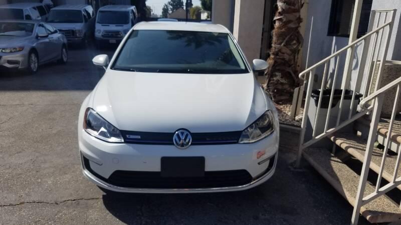 2016 Volkswagen e-Golf SE 4dr Hatchback - Hawthorne CA