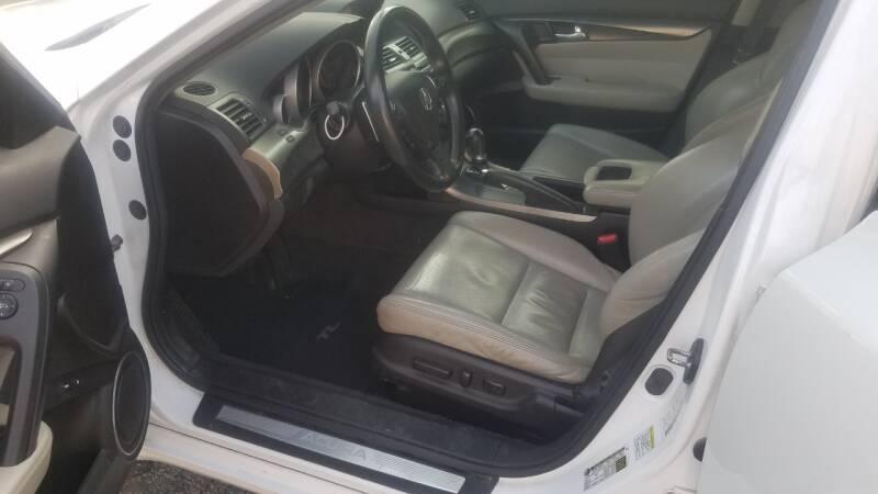 2014 Acura TL SH-AWD 4dr Sedan 6A w/Technology Package - Hawthorne CA