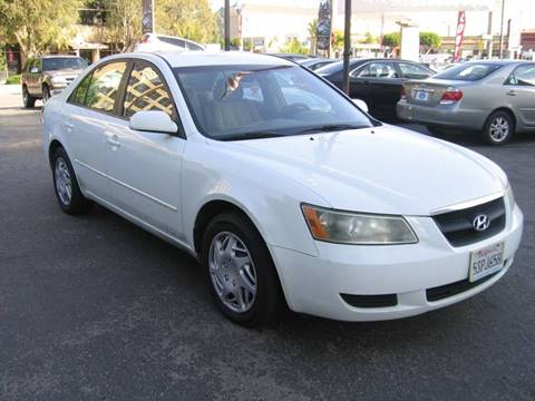 2006 Hyundai Sonata for sale in Hawthorne, CA