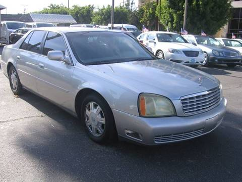 2005 Cadillac DeVille for sale in Hawthorne, CA