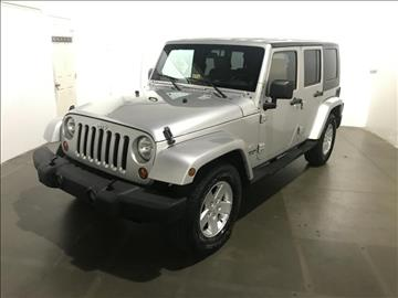 2007 Jeep Wrangler Unlimited for sale in Chantilly, VA