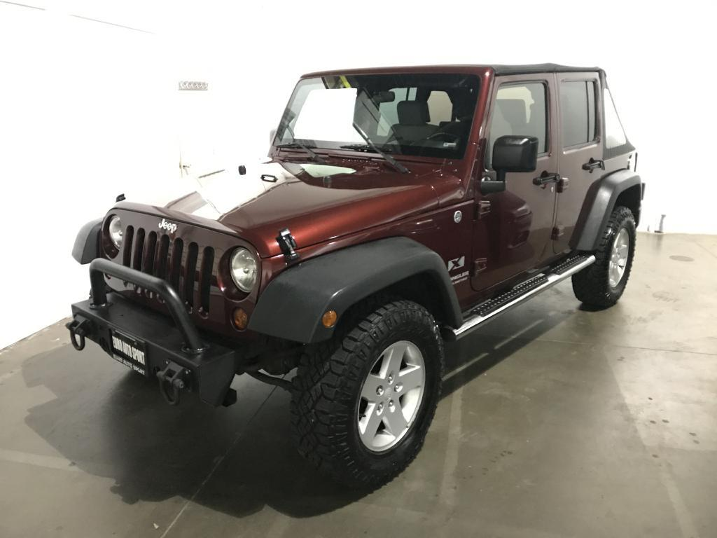 2008 jeep wrangler unlimited 4x4 x 4dr suv in chantilly va - euro