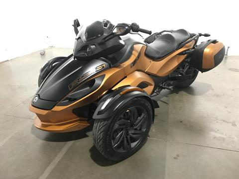 2013 Can-Am RS-S
