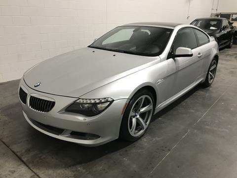 2010 Bmw 650i >> 2010 Bmw 6 Series For Sale In Chantilly Va