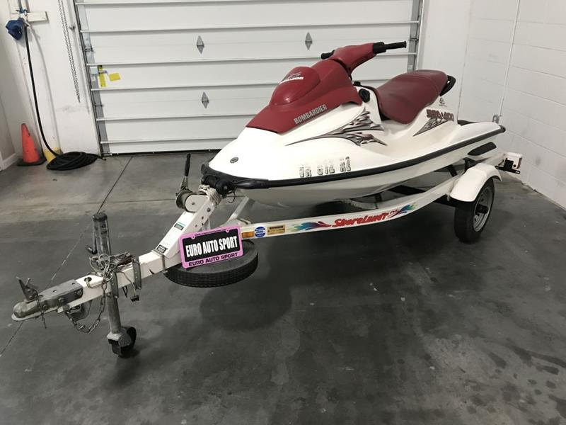 2000 Sea-Doo Bombardier GS In Chantilly VA - Euro Auto Sport
