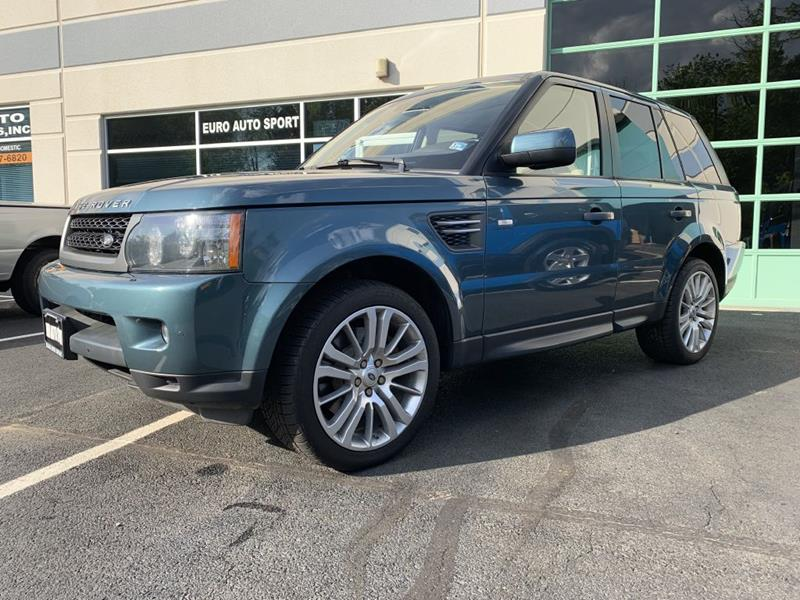 Land Rover Chantilly >> 2011 Land Rover Range Rover Sport 4x4 HSE 4dr SUV In ...