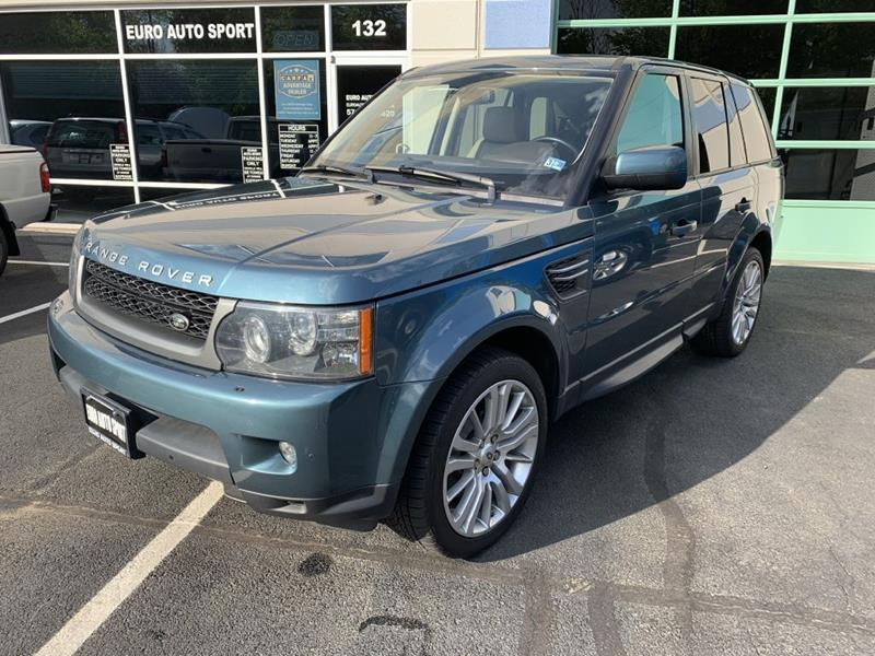 Land Rover Chantilly >> 2011 Land Rover Range Rover Sport 4x4 Hse 4dr Suv In