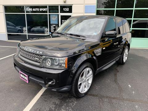 Land Rover Chantilly >> 2011 Land Rover Range Rover Sport For Sale In Chantilly Va