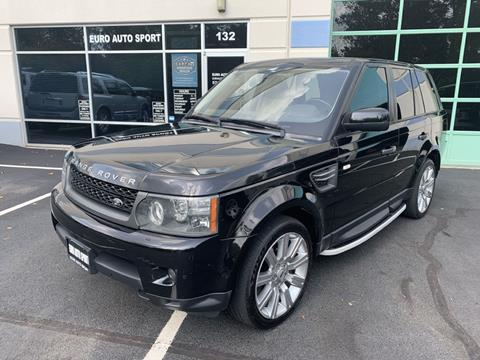 Land Rover Chantilly >> 2010 Land Rover Range Rover Sport For Sale In Chantilly Va