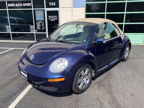 2006 Volkswagen New Beetle for sale in Chantilly, VA