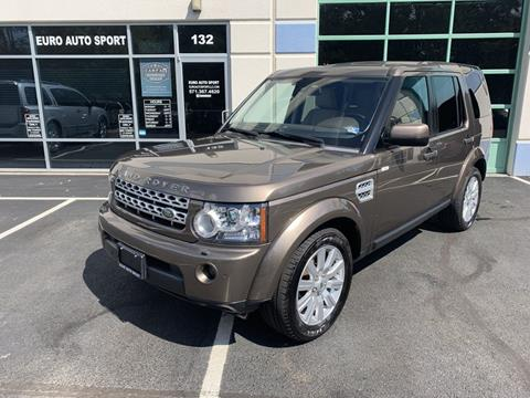 2012 Land Rover LR4 for sale in Chantilly, VA