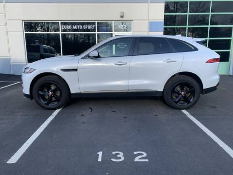 2017 Jaguar F-PACE 35t Premium for sale at Euro Auto Sport in Chantilly VA
