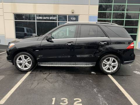 2012 Mercedes-Benz M-Class ML 350 for sale at Euro Auto Sport in Chantilly VA