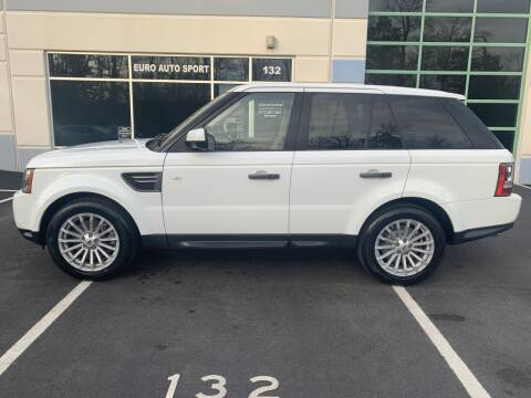 2011 Land Rover Range Rover Sport for sale at Euro Auto Sport in Chantilly VA