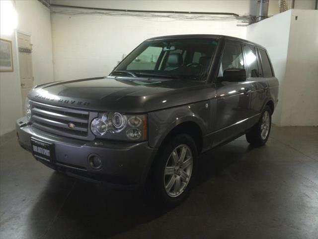 2008 land rover range rover hse 4x4 suv in chantilly va euro auto sport. Black Bedroom Furniture Sets. Home Design Ideas