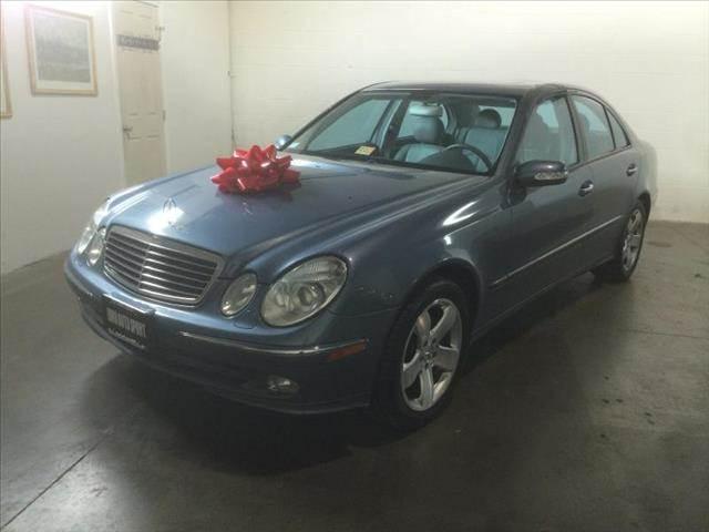 2003 mercedes benz e class e500 4dr sedan in chantilly va for Mercedes benz chantilly service hours