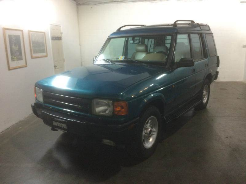 1998 land rover discovery in chantilly va euro auto sport. Black Bedroom Furniture Sets. Home Design Ideas
