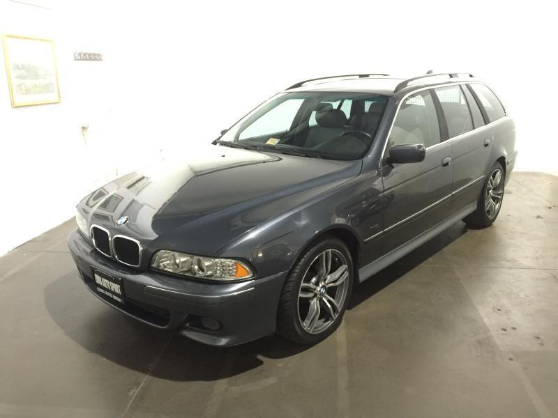 2001 bmw 525i wagon