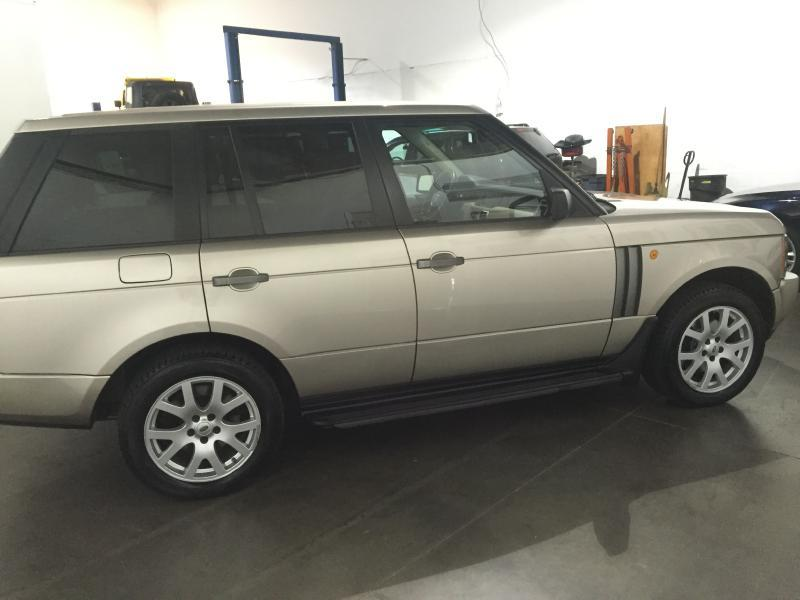 2004 land rover range rover hse 4wd 4dr suv in chantilly va euro auto sport. Black Bedroom Furniture Sets. Home Design Ideas