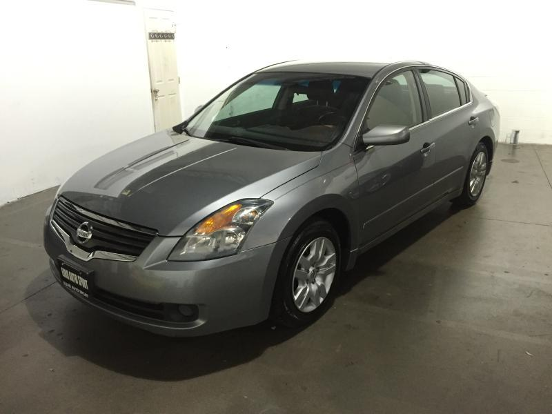2009 nissan altima 2 5 s 4dr sedan 6m in chantilly va euro auto sport. Black Bedroom Furniture Sets. Home Design Ideas