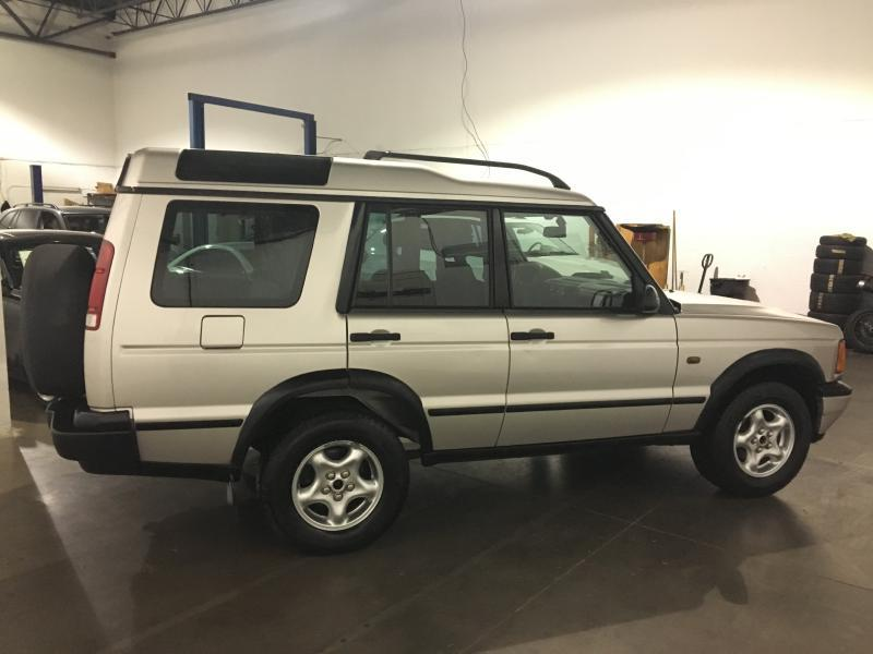 2001 Land Rover Discovery Series Ii Se 4wd 4dr Suv In Chantilly Va