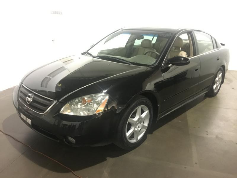 2003 Nissan Altima 3.5 SE 4dr Sedan   Chantilly VA
