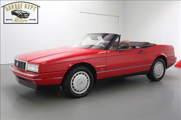 1989 Cadillac Allante for sale in Grand Rapids, MI