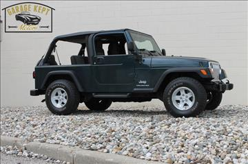 2005 Jeep Wrangler for sale in Grand Rapids, MI
