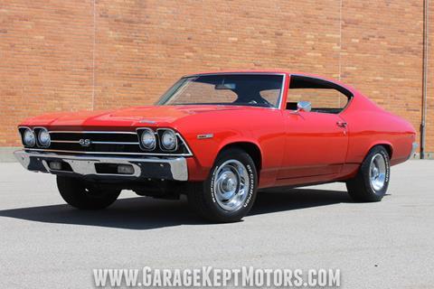 1969 Chevrolet Chevelle for sale in Grand Rapids, MI