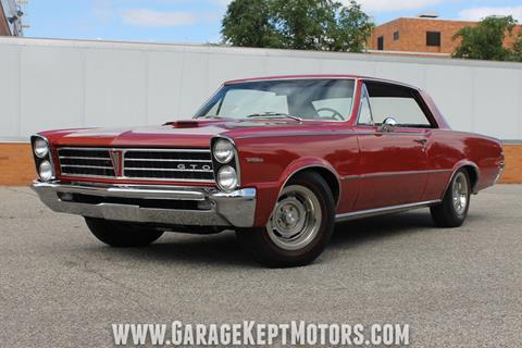 1965 Pontiac Tempest for sale in Grand Rapids, MI