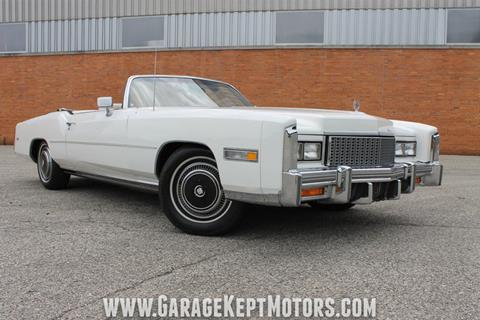 1976 Cadillac Eldorado for sale in Grand Rapids, MI
