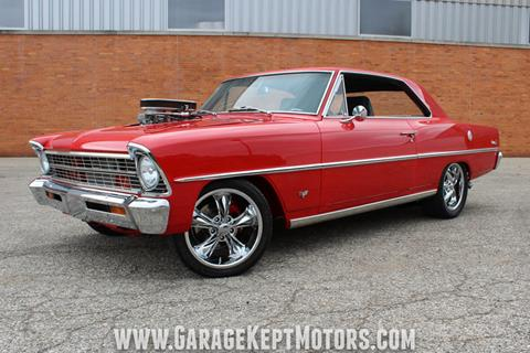 1967 Chevrolet Nova for sale in Grand Rapids, MI