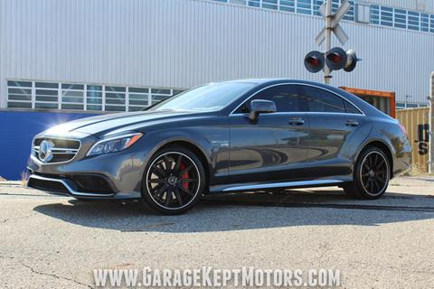 2015 Mercedes-Benz CLS for sale in Grand Rapids, MI