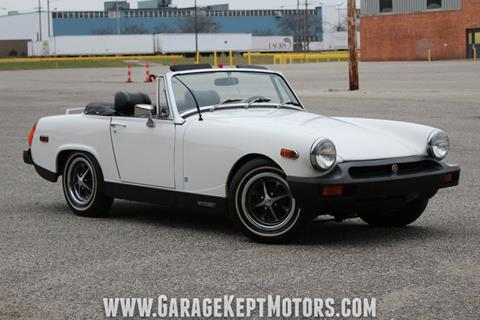 1976 MG Midget for sale in Grand Rapids, MI