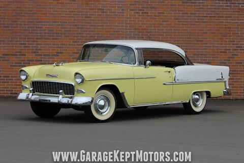 1955 Chevrolet Bel Air For Sale - Carsforsale.com