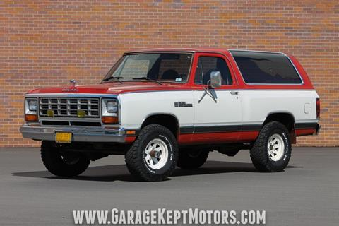 Dodge Ramcharger For Sale Carsforsale Com
