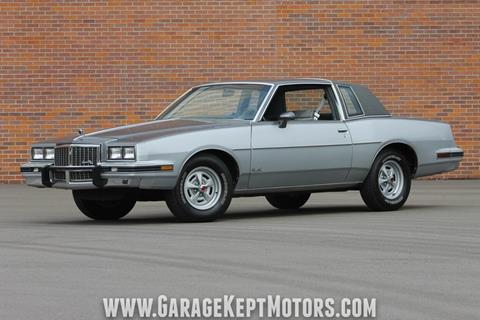 1985 Pontiac Grand Prix for sale in Grand Rapids, MI