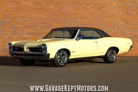 1966 Pontiac GTO for sale in Grand Rapids, MI