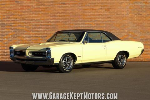 1966 Pontiac GTO for sale in Grand Rapids, MI