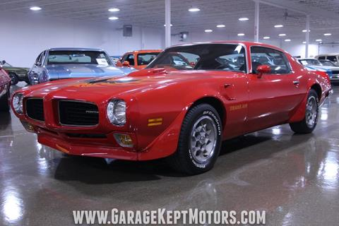 1973 Pontiac Firebird for sale in Grand Rapids, MI
