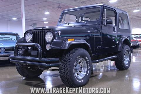 1977 Jeep CJ-7 for sale in Grand Rapids, MI