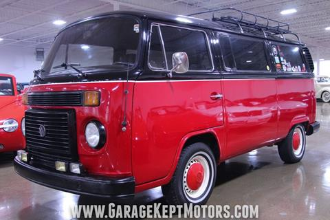 1989 Volkswagen Bus for sale in Grand Rapids, MI