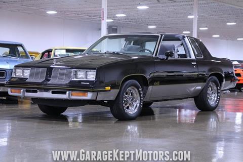 1987 Oldsmobile Cutlass Salon for sale in Grand Rapids, MI