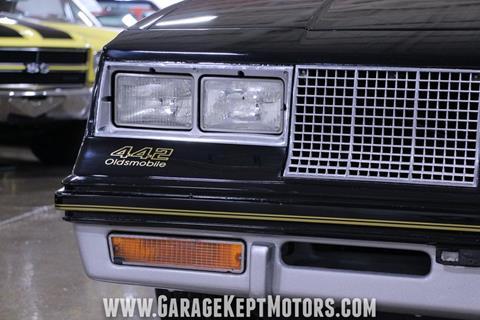 1987 Oldsmobile Cutlass Salon