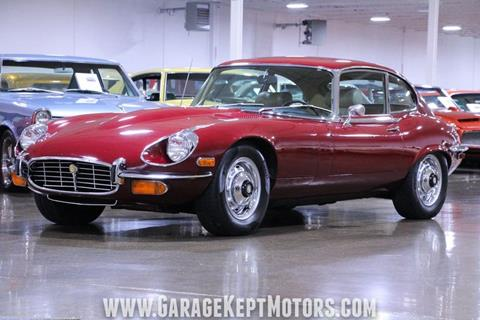 Jaguar E Type >> 1971 Jaguar E Type For Sale In Grand Rapids Mi