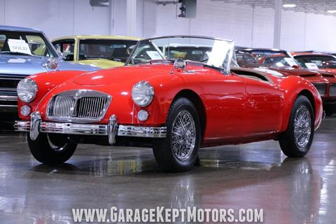 1962 MG MGA for sale in Grand Rapids, MI