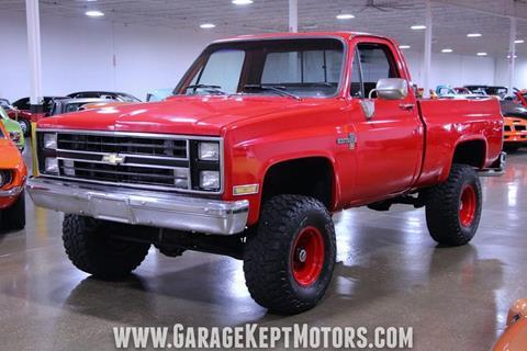 1987 Chevrolet R/V 10 Series for sale in Grand Rapids, MI