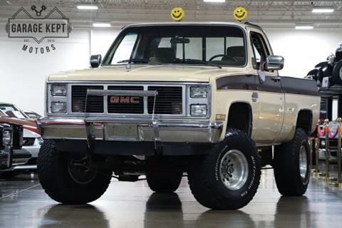 1985 GMC C/K 1500 Series for sale in Grand Rapids, MI